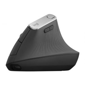 LOGITECH MX Vertical Advanced Ergonomic Mouse - GRAPHITE