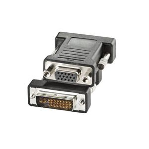 ROLINE DVI-VGA Adapter, DVI M - HD15 F