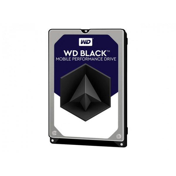 "WESTERN DIGITAL SCORPIO BLACK 500GB 2.5"" 7200rpm SATA"